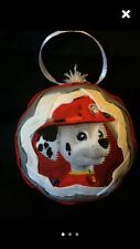 Paw Patrol Handmade Quilted Ornament