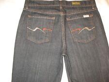 David Kahn Jeans Original Rise Bootcut 3500 Flame Pocs Sz  8