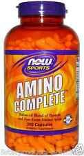 NEW NOW FOODS L-PROLINE AMINO ACIDS COMPLETE DIETARY SUPPLEMENT 360 CAPSULES