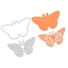 Stanzschablone Schmetterling 3D Geburtstag Hochzeit Album Karte Foto Deko DIY