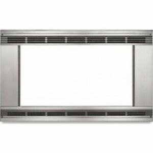 KitchenAid MK1207XSS Stainless Microwave Trim Kit for KCMS2055SSS NOB #30618 HRT