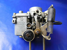 Vergaser Solex 31 PICT 5  VW Polo Derby Typ 86 0,9 29KW 40PS 052129015
