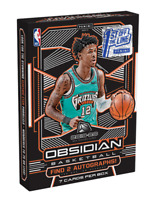2 BOX 2019-20 Panini Obsidian Basketball 1st Off the Line RANDOM TEAMS BREAK