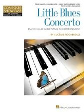 Little Blues Concerto - Two Pianos - Early Intermediate