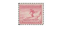 USA0716 Winter Olympics - Skier. 1 pcs