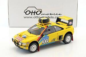 PEUGEOT 405 T16 Grand Raid #203 A.Vatanen Winner Paris Dakar 1990 - 1:18 - OttO