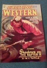 Pulp Western    EXCITING WESTERN  Vol.17. Reprint from July 1949
