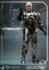 1/6 RoboCop Battle Damaged Version Version & Alex Murphy Hot Toys