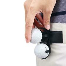 Golf Clip Ball Holder Clip Organizer Golfer Golfing Training Accessory V9W2