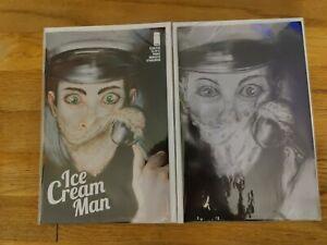 Ice Cream Man 24 Exclusive David Romero Virgin Variant Set NM Sold Out!
