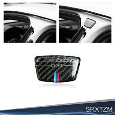 Carbon Fiber Core Emblem Sticker B Column For BMW e46 e39 e60 e90 f30 f34 f10 3