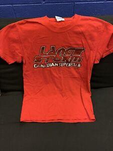 ECW Lance Storm Canadian Superstar T-Shirt Size Medium