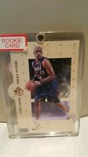 1998 SP Authentic First Class #FC27 Vince Carter Rookie Card RC