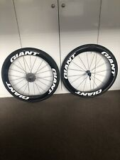 Giant P-SLR 0 Aero Full Carbon 55mm Wheelset 11sp Shimano with GIANT DECALS