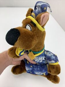 "Scooby Doo Plush Magician 12"" Stuffed Toy"