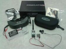 FatShark Predator V2 FPV System Goggles Camera Battery Charger / RC Quadcopter