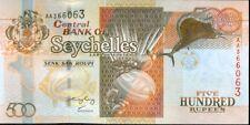 SEYCHELLES 500 rupees - Golden Foil - issue 2005 - UNC