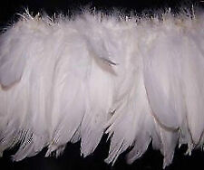 Goose White Craft Feathers