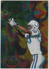1996 Playoff Illusions Spectralusion Dominion # 66 Marvin Harrison RC Colts