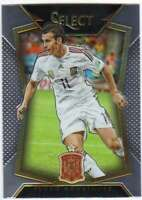 2015-16 Panini Select Soccer #72 Pedro Rodriguez Spain
