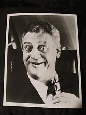 Rodney Dangerfield RIP (d. 2004) (Caddyshack) Signed/Autographed B&W 8x10 Photo