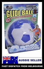 INDOOR SOCCER GLIDE BALL Hover Style Toy Indoor Gliding Bumper Fun Gift New 2