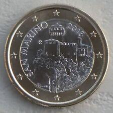 1 Euro Kursmünze San Marino 2018 unz