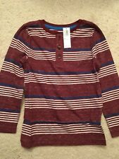 Old Navy boys Long Sleeve Striped Shirt Size 5T