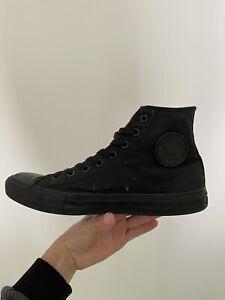 Converse Chuck Taylor All Star Classic, Sneaker Unisex - Nero Tg.42