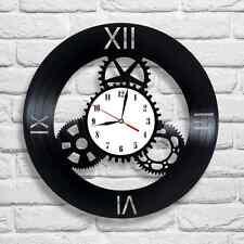 Diseño de relojería Reloj De Discos De Vinilo Hogar Decoración Arte Regalo Club Pub Dormitorio Oficina