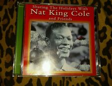 Sharing the Holidays With Nat King Cole and Friends by Nat King Cole (CD, 2002)