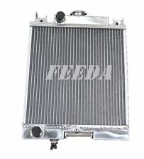 Aluminum Radiator FOR Suzuki Swift GTi 1989-1994 1990 1991 1992 1993 Manual ONLY