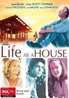 Life As A House (DVD, 2007)
