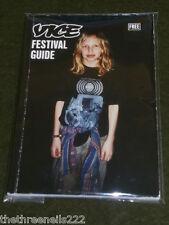 VICE MAGAZINE FESTIVAL GUIDE 2006 (TRAVEL SIZE)