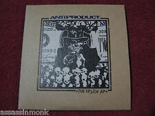 ANTI PRODUCT The EPs of AP CD Aus Rotten Harum Scarum Axiom Tribal War