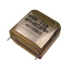 WIMA Kondensator MP3-X2 Entstörkondensator MP 3-X2 275V 1uF 27,5mm 054460