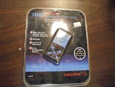 nextar 1 GIG MP3/MP4 Digital Audio & Video Player