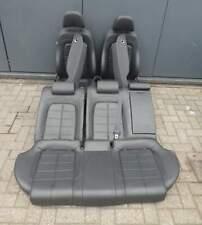 SEAT EXEO ST 3R5 2,0 TDI LEDERAUSSTATTUNG SITZGARNITUR SITZ LEDERSITZ