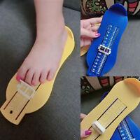 LC_ Bébé Bébés Chaussure Gauge Pied Longueur Taille de Mesure Outil Drea