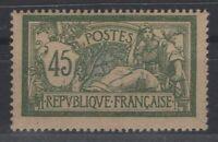 CG141483/ FRANCE – ''MERSON'' / Y&T # 143 MINT MNH CV 146 $