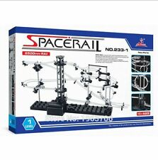 Level 1 - Space Rail, Building Kit, Roller Coaster Toys, Spacewarp, Marble run