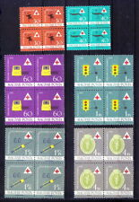 HUNGARY MNH 6v Blk 4. Health Issue, Syringe, X ray, Medicine, Red Cross -R41