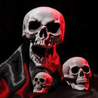 Terrible Game Supplies Skull Head Hanging Decor Human Skeleton Halloween Props