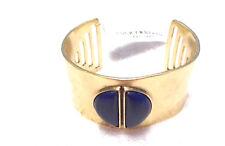 Lucky Brand Gold/Blue Stone Bracelet