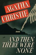 And Then There Were None: Facsimile Edition [New Book] Hardcover