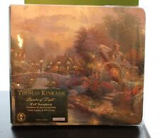 "THOMAS KINKADE PAINTER OF LIGHT 8""X8"" SCRAPBOOK ..... BRAND NEW IN PACKAGE"