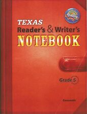 Texas Reader's & Writer's Notebook - Grade 5