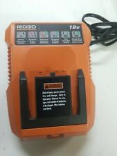 Ridgid 18V Charger R86091 for parts only