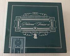 2016 Panini National Treasures BASEBALL EMPTY Cigar Box
