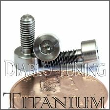 3mm x 0.50 x 8mm - TITANIUM SOCKET HEAD CAP Screw - DIN 912 Grade 5 Ti M3 Hex
